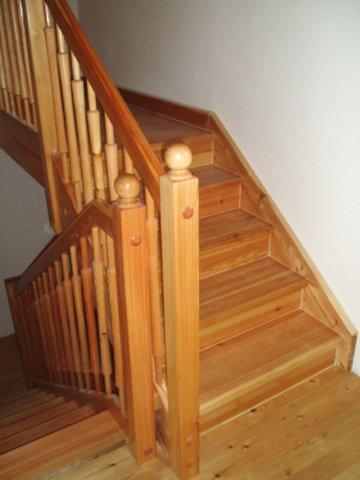 Galéria - lépcsők, korlátok